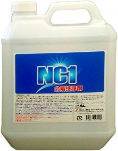 分解洗浄剤 NC-1 4L